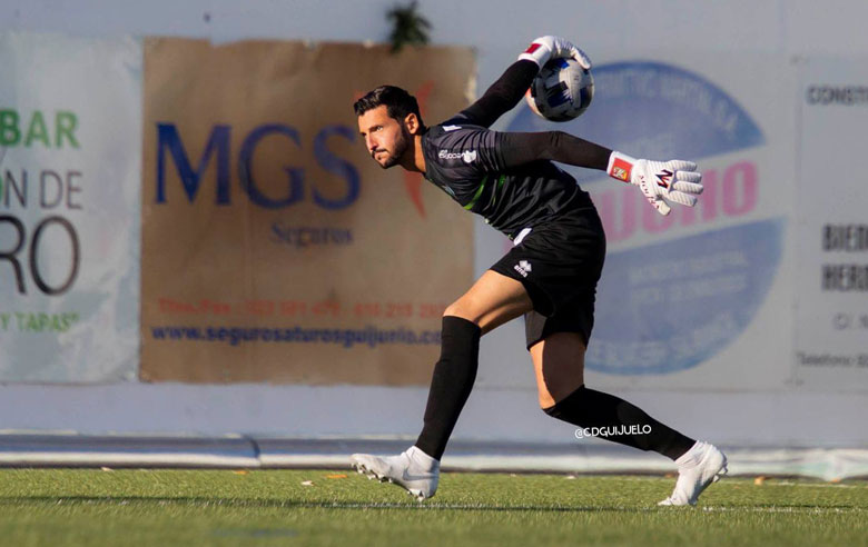 Carlos Molina portero fútbol