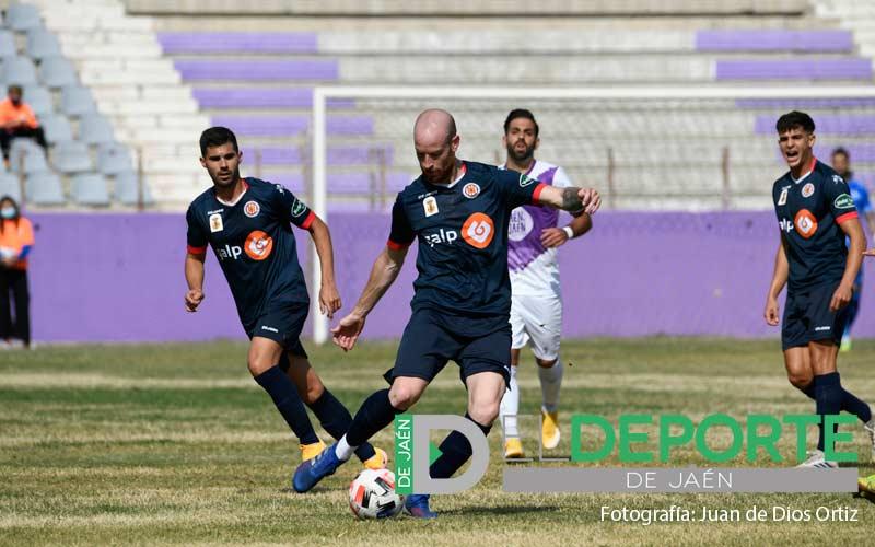 david horno jugador de la UDC Torredonjimeno