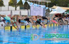 Primera jornada del Campeonato de Andalucía de Natación Absoluto y Junior (fotogalería)