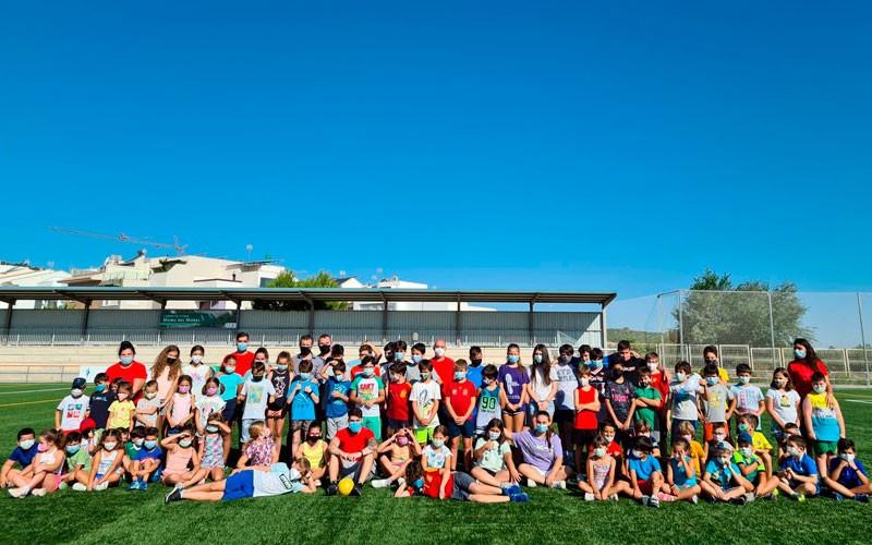 escuelas deportivas verano ayuntamiento jaen