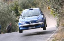 Iván Urea afronta este fin de semana la 54 edición del Rally Rías Baixas
