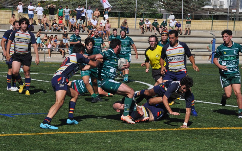jaen rugby b ascenso