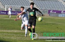 Jesús Del Amo, refuerzo defensivo para el Atlético Mancha Real