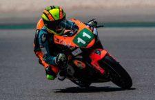 Jesús Torres debutará en Moto4 de la mano de MIR Racing