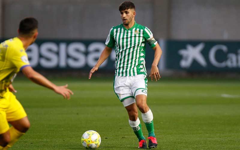El centrocampista Alejandro Meléndez llega al Linares Deportivo