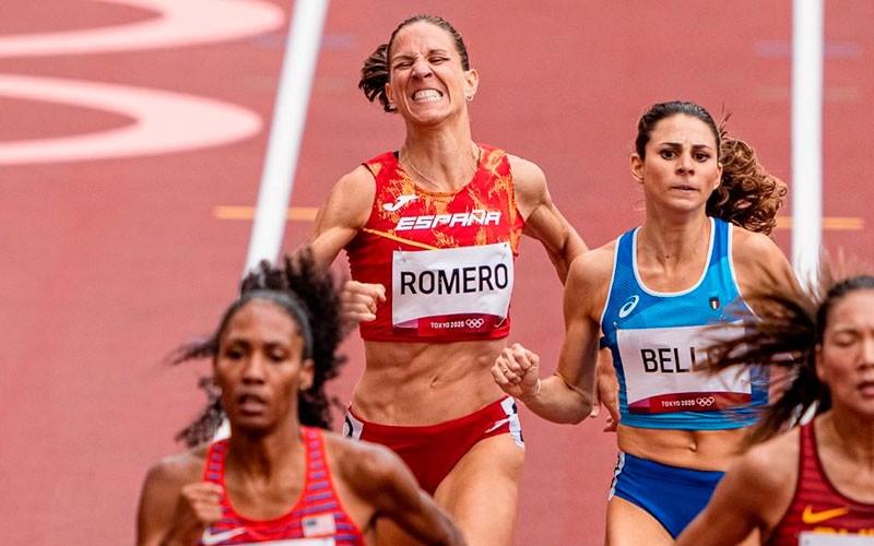 natalia romero juegos olímpicos tokio 2020
