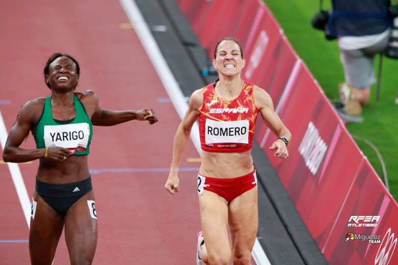 La gran carrera de Natalia Romero no le vale para acceder a la final