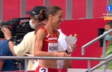 Natalia Romero pasa a semifinales de los Juegos de Tokio con marca personal
