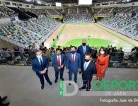 Inauguración institucional del Olivo Arena (fotogalería)