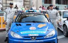 Urea-Molino, obligados a abandonar en el Rally Rías Baixas