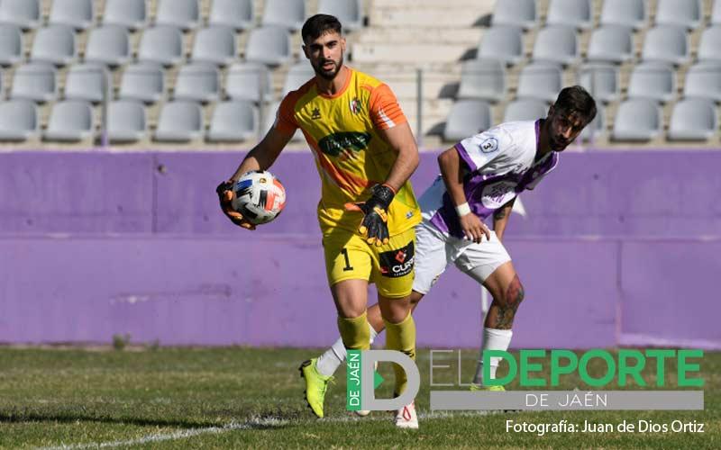 Sergio Muñoz defenderá la portería del Atlético Mancha Real
