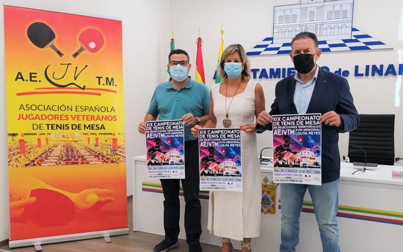 Linares acogerá el XIX Campeonato de Selecciones Territoriales AEJVTM