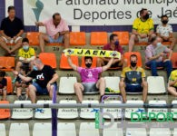 La afición en La Salobreja (Jaén FS-Leganés   21-08-21)