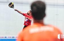 Derrota en el debut de Antonio Luque en el Málaga Open