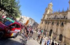 """La salida de la etapa 12 de La Vuelta supondrá para Jaén """"una importante inyección económica"""""""