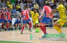 Jaén FS y Mengíbar FS vuelven a verse las caras en un amistoso