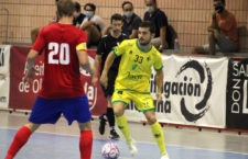Empate a cuatro en el amistoso entre Jaén FS y Mengíbar FS