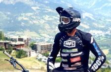 Juanfra López en el top 15 del mundial DHO celebrado en los Alpes franceses