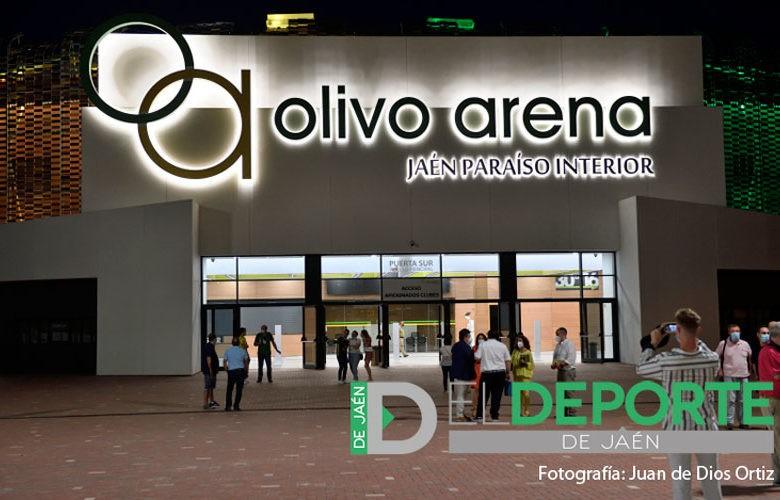 Las visitas al Olivo Arena se amplían al mes de septiembre
