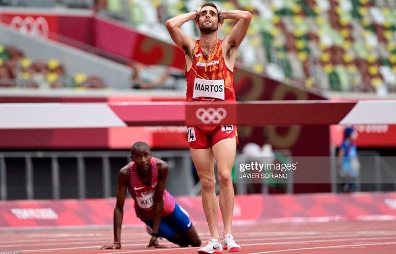 """Sebas Martos: """"Habrá que intentar preparar otro ciclo olímpico"""""""