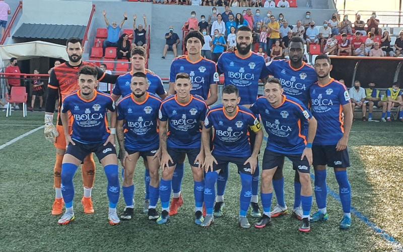 Derrota del Atlético Porcuna frente a la UD San Pedro