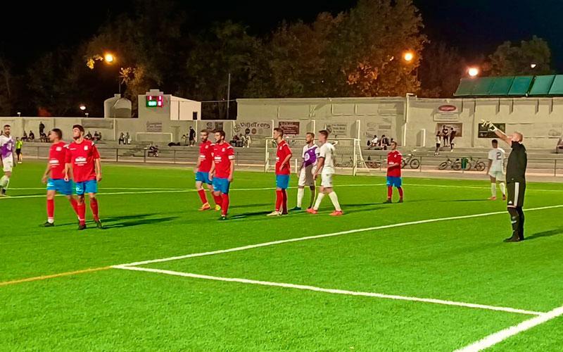 El Real Jaén remonta para vencer en el amistoso ante el Baeza