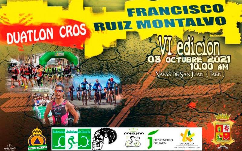"""El VI Duatlón Cros """"Francisco Ruiz Montalvo"""" mantiene las inscripciones abiertas"""