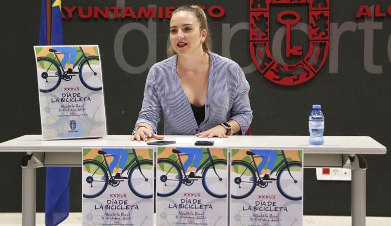 Alcalá la Real celebrará el XXXVII Día de la Bicicleta el próximo 3 de octubre