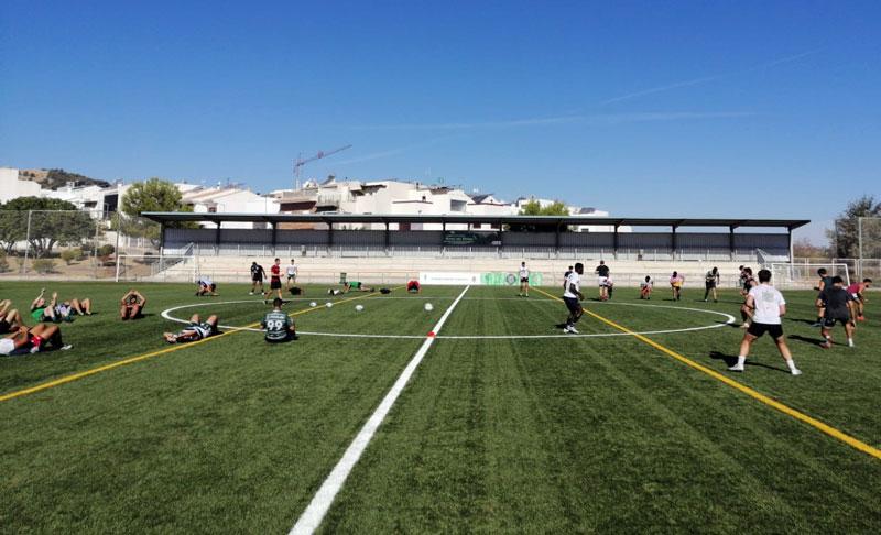 El Jaén Rugby fija dos amistosos y la concentración en La Garza en su planificación de pretemporada