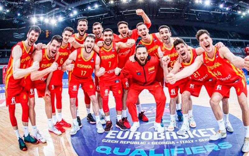 El Olivo Arena acogerá un partido de la selección española de baloncesto