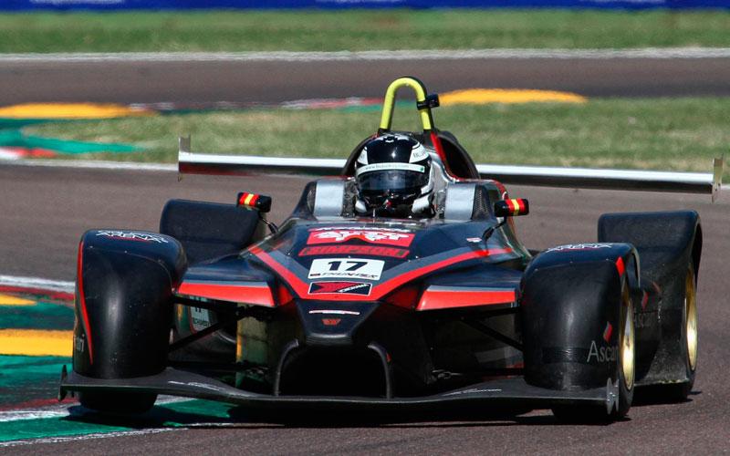 Fidel Castillo afronta el final del Campeonato Italiano Sport Prototipos