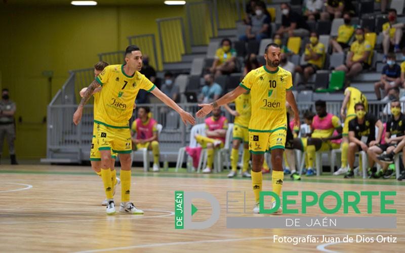El Jaén Paraíso Interior FS quiere su primer triunfo en el Olivo Arena