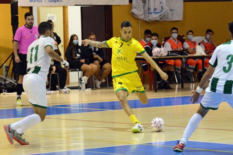 El Jaén FS se impone al Córdoba en el amistoso de Martos