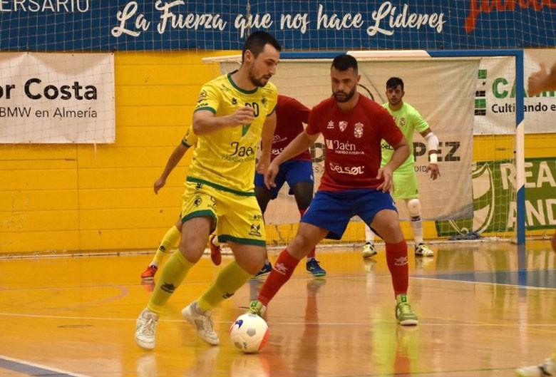El Jaén FS vence en los penaltis al Mengíbar y accede a la semifinal de la Copa de Andalucía