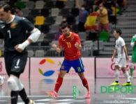 España 2-0 Japón, en imágenes