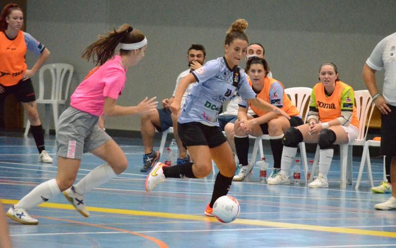 martos fs femenino semifinales copa andalucia