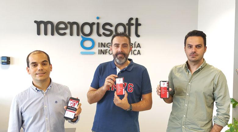 El Mengíbar FS lanza su aplicación para dispositivos móviles