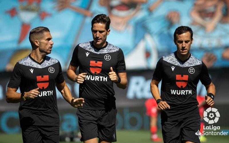 Munuera Montero arbitrará el Athletic de Bilbao – Rayo Vallecano