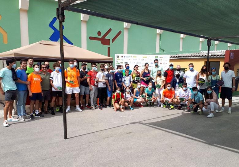 Martínez-Trigo y Berja-Gómez destacan en el 22 Torneo de Pádel Ciudad de Úbeda