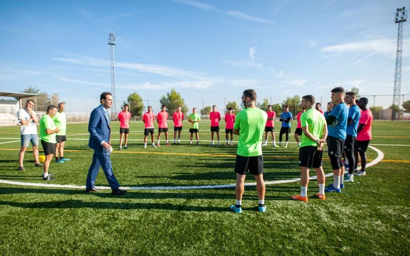 Foto: Real Jaén CF.
