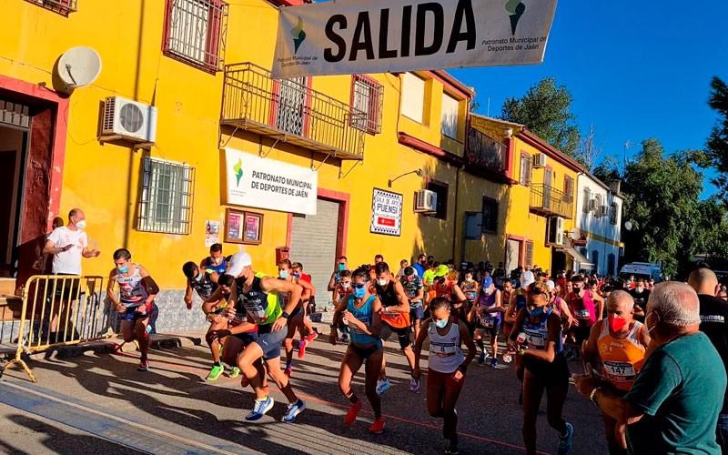 Alberca describe la Subida al Quiebrajano como «una de las mejores carreras de montaña de España»