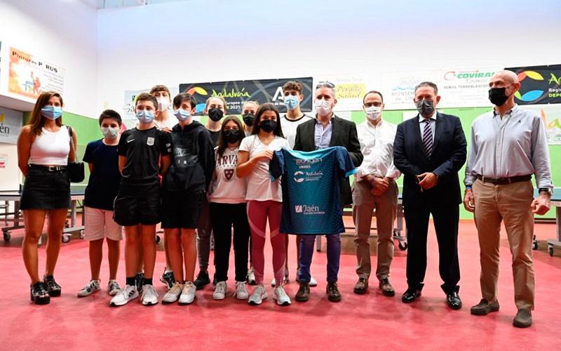 Linares acoge un proyecto pionero de La Junta que combina educación y deporte de élite
