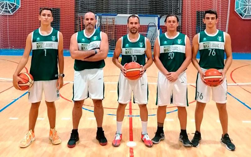El Úbeda Viva programa una completa jornada de baloncesto para este sábado