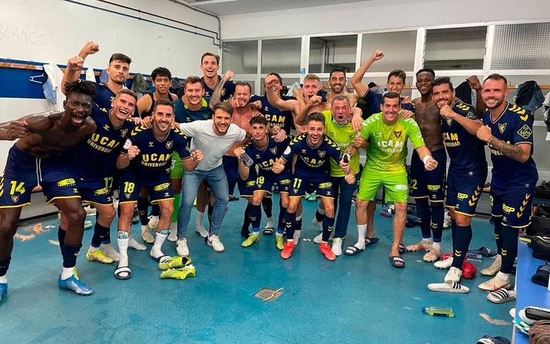 Foto: UCAM Murcia CF.