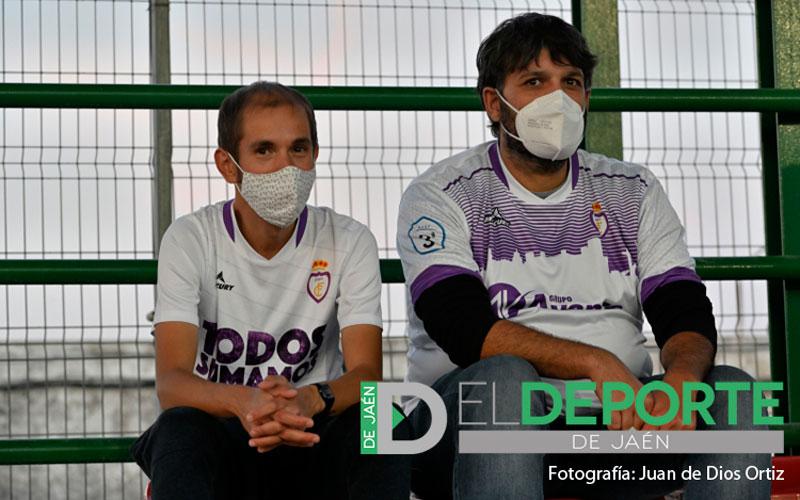 La afición en el Real Jaén – CD Huétor Tájar