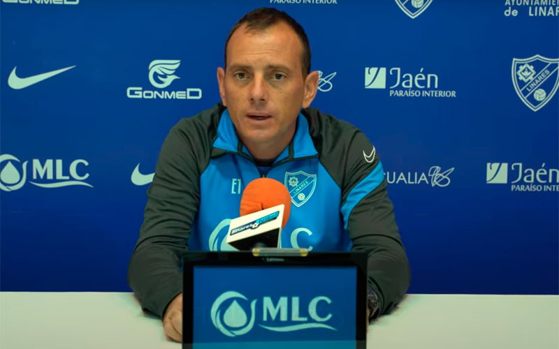 Alberto González: «Si trabajamos bien, los resultados llegarán»