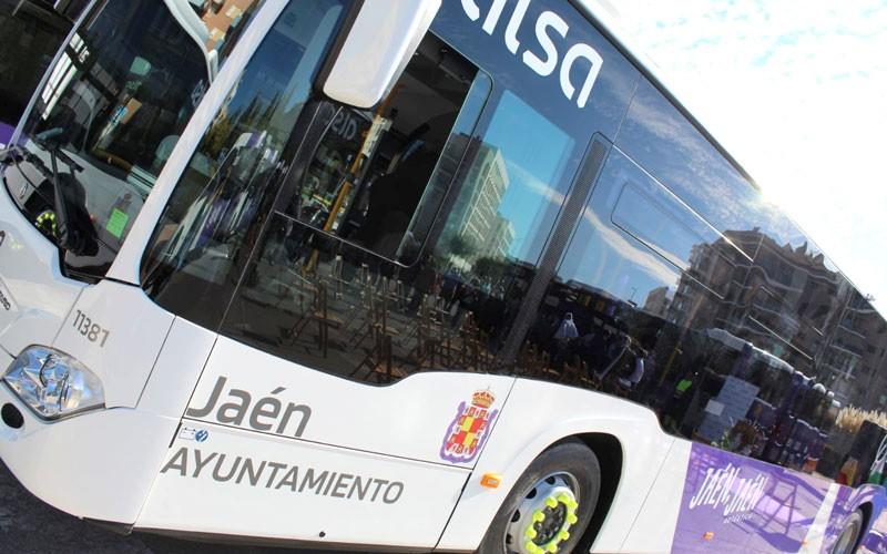 Ampliado el servicio especial de autobús urbano para asistir al Jaén FS – Real Betis