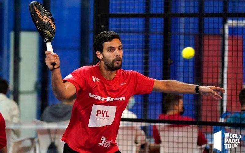 Antonio Luque accede al cuadro final del Córdoba Open