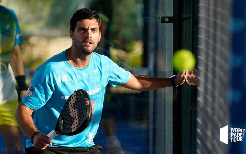 Derrota de Antonio Luque en primera ronda del cuadro final del Menorca Open