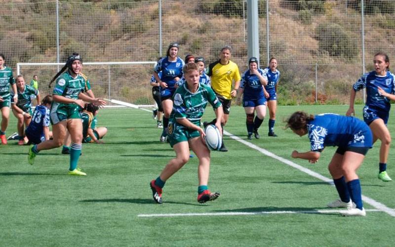Jaén Rugby Femenino recupera el aplazado de la primera jornada ante CR Bahía 99